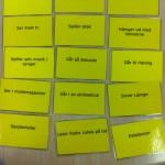 Eksempler på KFU kort fritidsaktiviteter